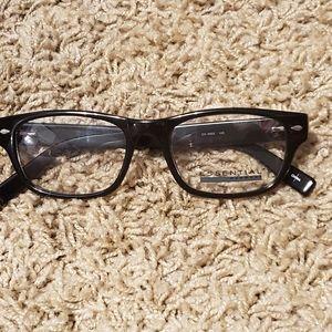 Essential EN 6659 Black eyeglasses